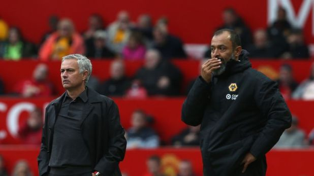 Nuno Espirito Santo's Wolves earned a 1-1 draw against Manchester United at Old Trafford earlier this season