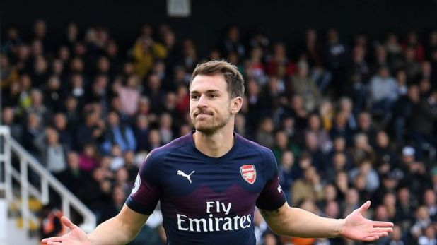 Ramsey is bidding farewell to Arsenal after 11 years at the club