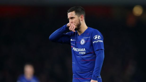 Eden Hazard will not force a move away from Chelsea this month, according to Marca