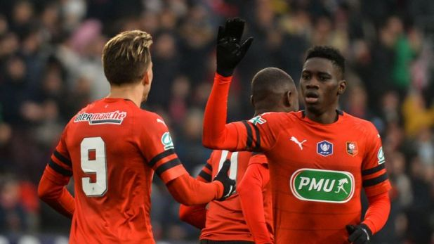 Ismaila Sarr is said to be interesting Arsenal