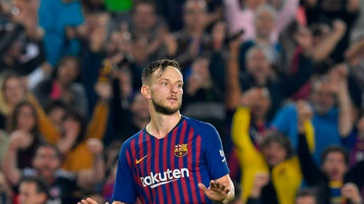 Image result for rakitic  GIGGS REVEALS THE ONLY THING MANCHESTER UNITED NOW NEED TO ENTER THE TOP FOUR skysports ivan rakitic barcelona 4560805