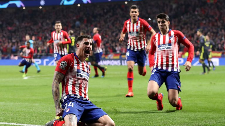 Atletico Madrid Secures Massive First Leg Advantage With A