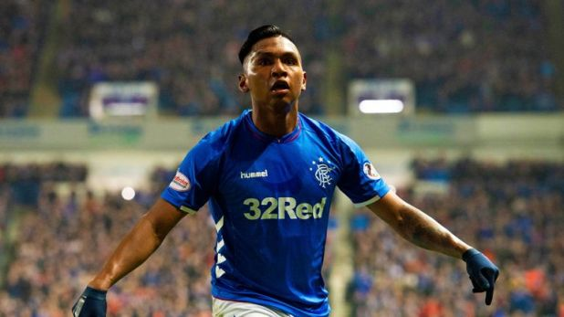 Morelos scored 29 goals for Rangers across all competitions this season