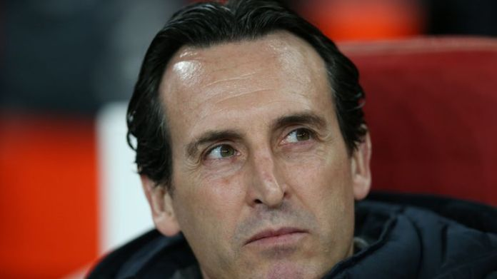 Arsenal manager Unai Emery was pleased with his team's performance last week