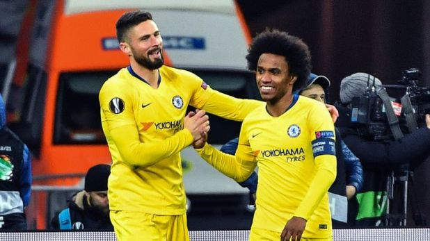 Barcelona have been interested in Willian during the two previous transfer windows