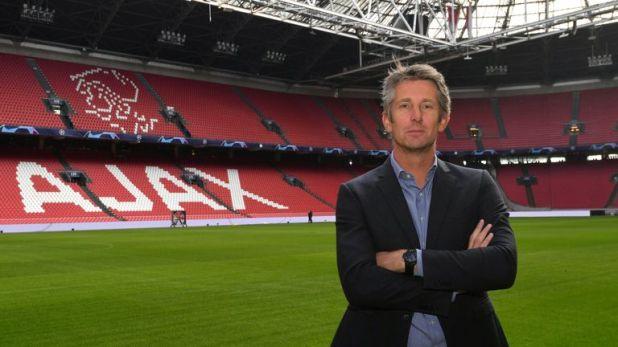 Van der Sar has been touted as a potential technical director at Man Utd