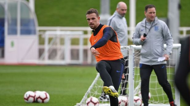 Jordan Henderson is keen to channel his disappointment at missing out on silverware