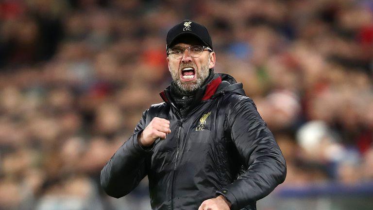 Jurgen Klopp möchte sich auf die Entwicklung der aktuellen Mannschaft von Liverpool konzentrieren