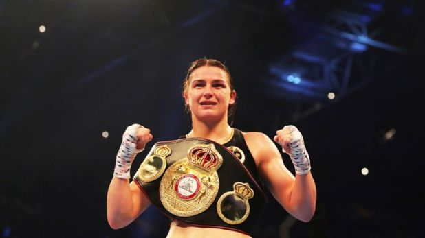 Katie Taylor targets a third world title this month, live on Sky Sports