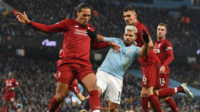 Liverpool's Premier League title rivals Manchester City are also in Friday's Champions League draw