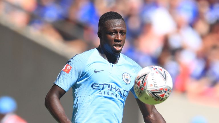 Benjamin Mendy has made just 17 appearances in two seasons at City