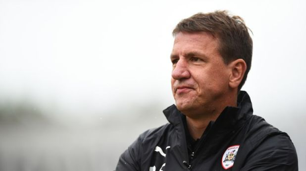 Barnsley manager Daniel Stendel suffered facial injuries in an incident after win over Fleetwood