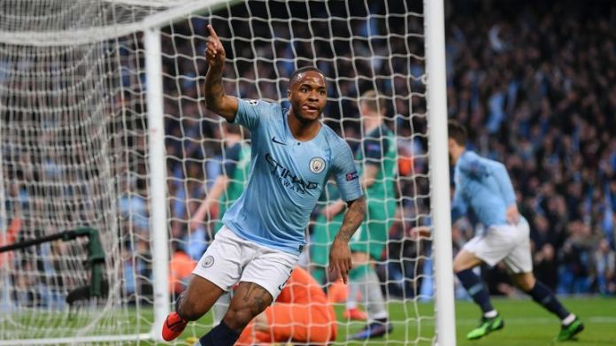 Raheem Sterling continued his excellent scoring form on Wednesday