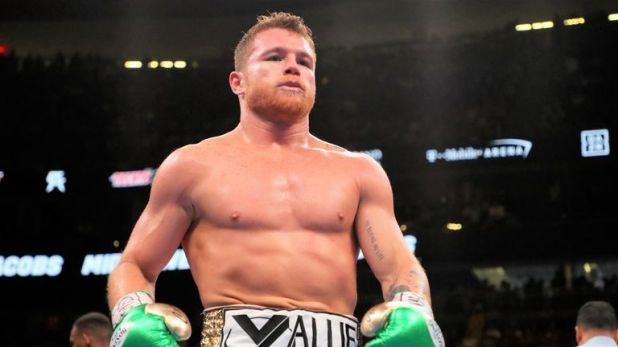 Saul 'Canelo' Alvarez is bidding to become a four-weight world champion
