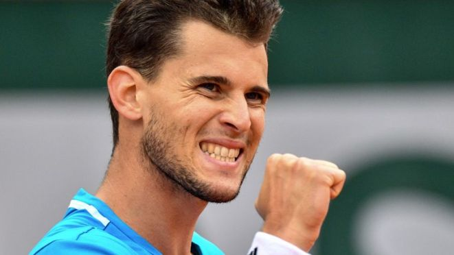 Thiem will now prepare for the French Open in Paris