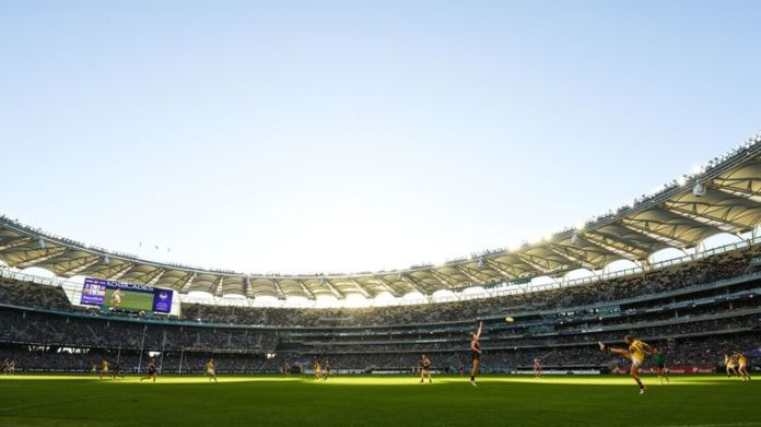 Optus Stadium in Perth wants to host game two of this year's Origin series