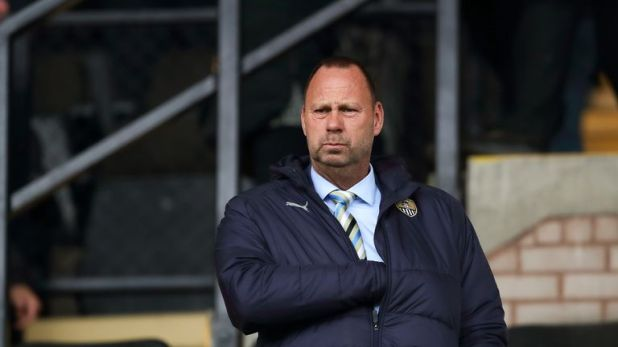 Notts County chairman Alan Hardy put the club up for sale in January.