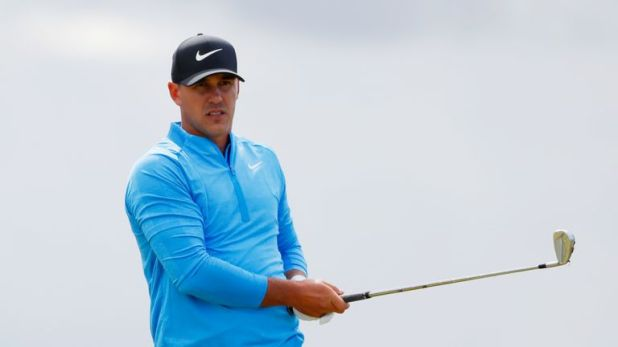 Koepka has finished inside the top two in the first three majors of the year