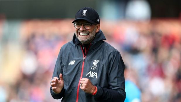 Jurgen Klopp has won his fourth Manager of the Month award