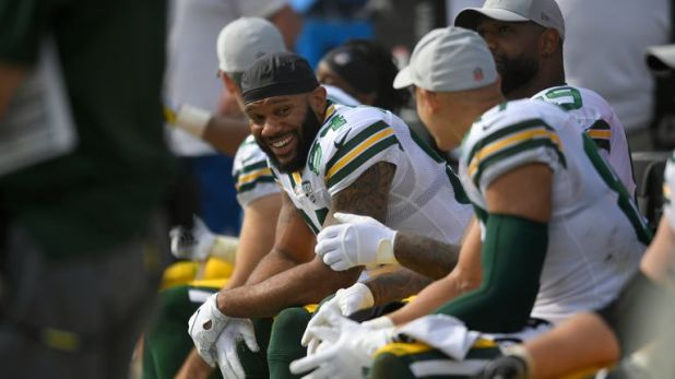 Lance Kendricks has been suspended without pay for the first game of the season