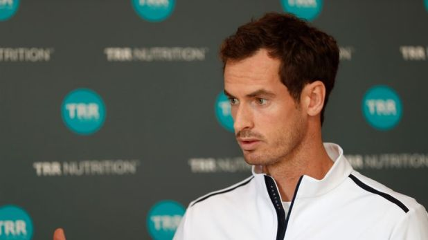 Andy Murray has used his protected ranking to enter Great Britain into the ATP Cup