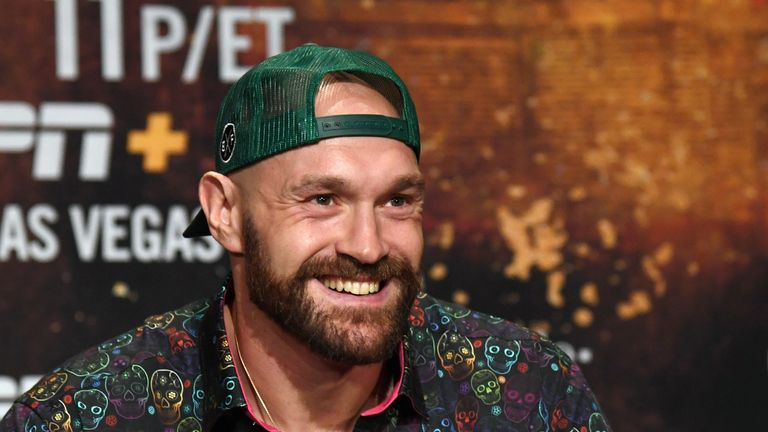 Tyson Fury wants to face the winner of Andy Ruiz Jr and Anthony Joshua's rematch