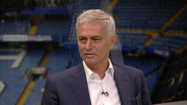 Jose Mourinho managed Inter Milan from 2008 to 2010