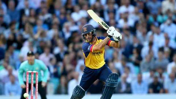 Ryan ten Doeschate is part of an experienced Essex middle order