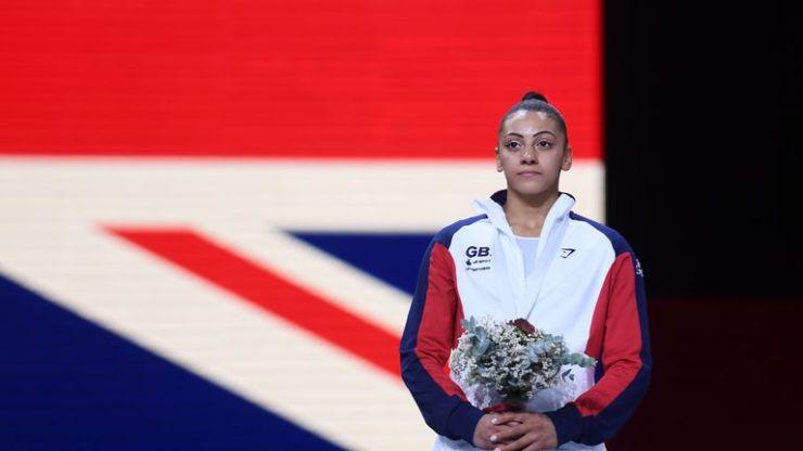 Becky Downie ganó plata en Stuttgart