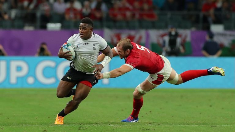 Wales were far from perfect defensively against Fiji