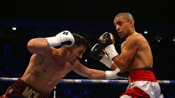 Linardatou vs Taylor: Anthony Crolla gana la pelea de despedida en Manchester | Noticias del boxeo 3