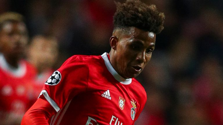 Manchester United Interested In Benfica S Gedson Fernandes