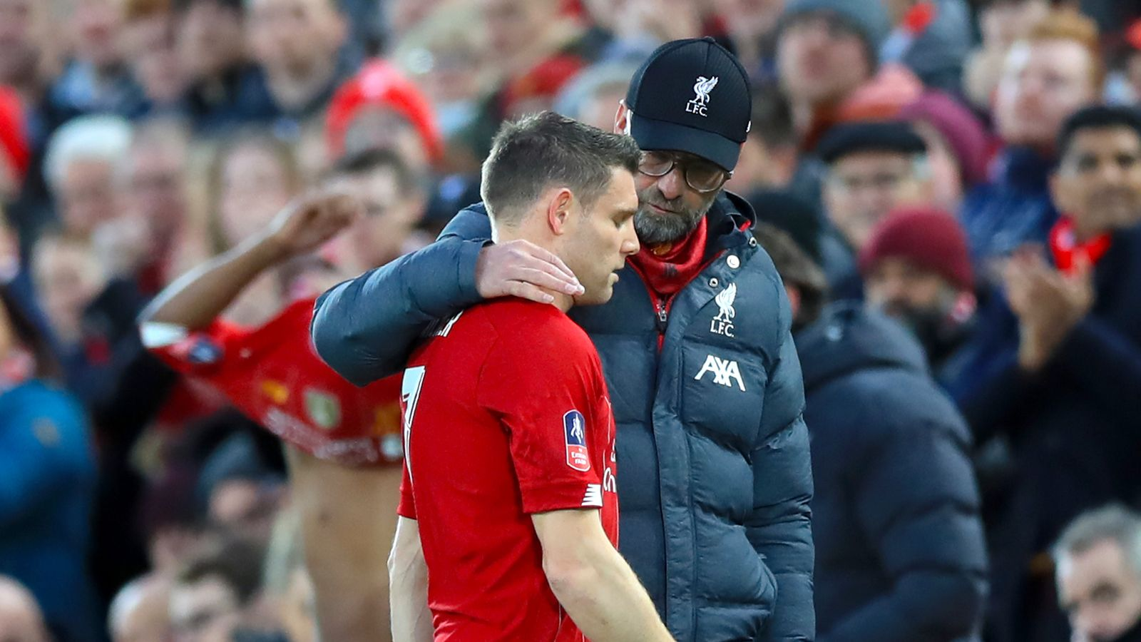 Injury to James Milner: Liverpool awaiting updating after the victory of the English Cup against Everton | Football news