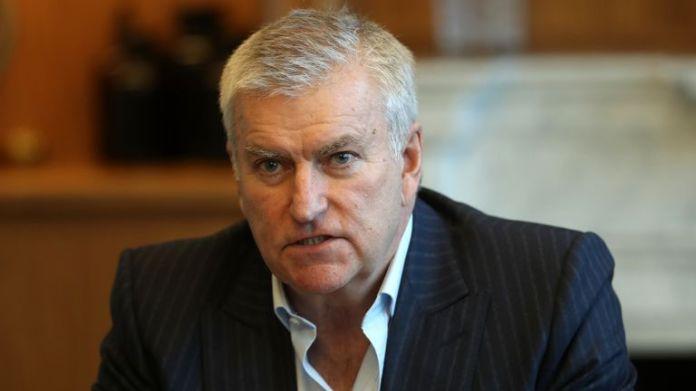 Bill Sweeney jest częścią grupy roboczej World Rugby ds. Dostosowania globalnego kalendarza rugby