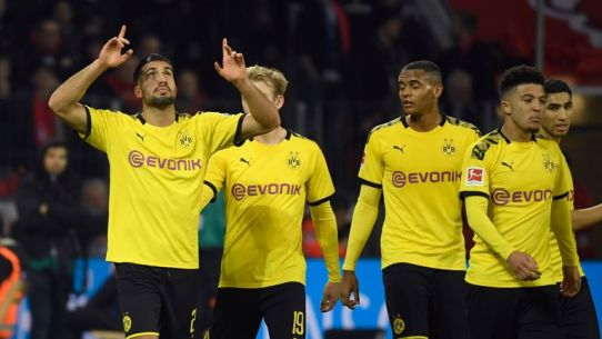 Can netted a sumptuous goal on his return to Bundesliga action
