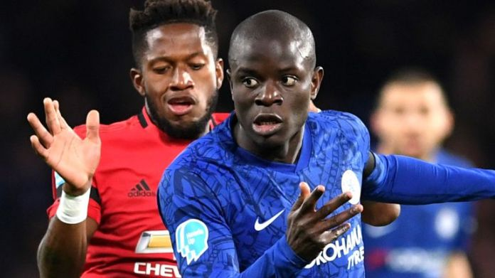 Lampard said that, Golo Kante is looking forward to starting