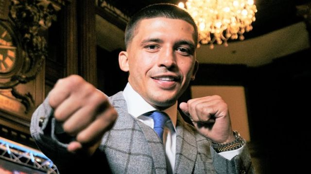 Lee Selby is targeting another world title fight on the Usyk-Chisora bill