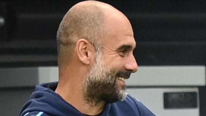 Pep Guardiola naciska na swoją drużynę, aby wygrała wysokie puchary