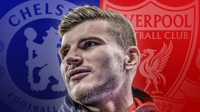Liverpool seemed to lead the race to sign Werner prior to the pandemic of sars coronavirus