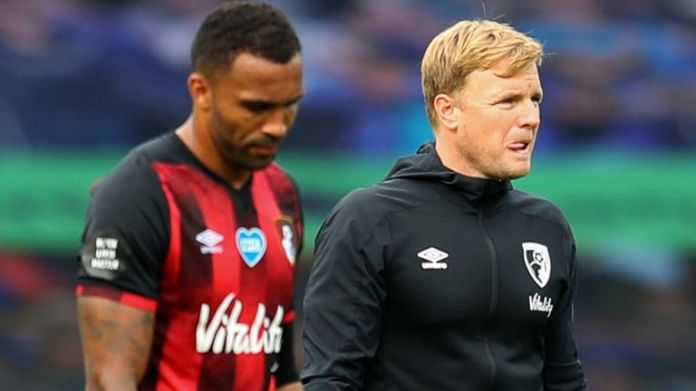 Eddie Howe Leaves Bournemouth After Relegation To Premier League Football News Fr24 News English