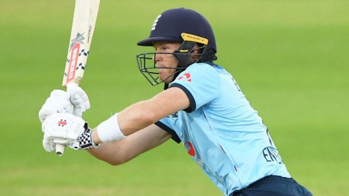 Billings reached fifty from just 41 deliveries in the series opener
