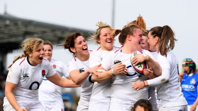 England have secured back-to-back Women's Six Nations titles