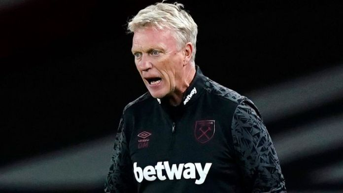 West Ham boss David Moyes self-isolates after testing positive for COVID-19