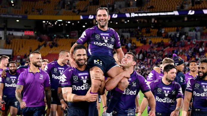 Can Cameron Smith and the Storm add to their honor roll?
