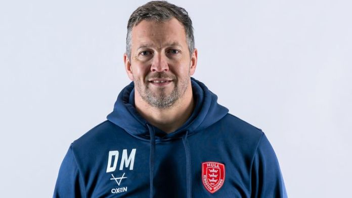 Danny McGuire became Hull KR's head of recruitment when he retired in 2019