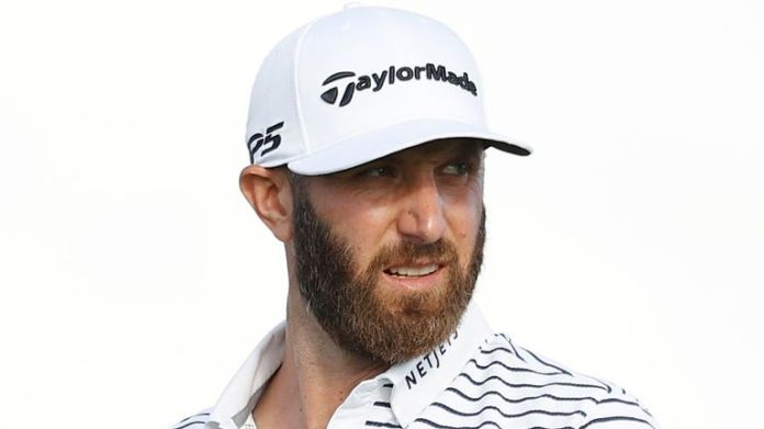 Dustin Johnson struggled to an opening-round 72 at the Houston Open