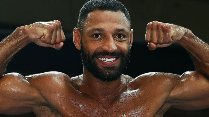 Brook is aiming to cause an all-time great British win abroad