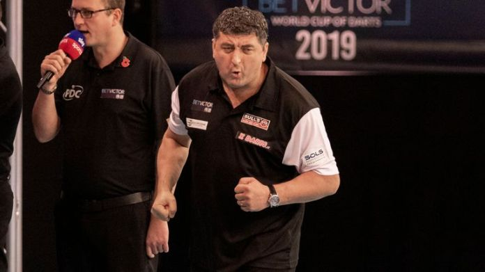 Mensur Suljovic and Austria caused England a problem
