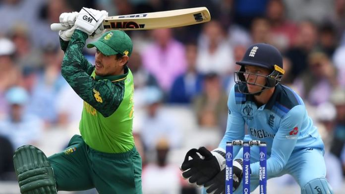 Jos Buttler says Quinton de Kock is one of his 'favourite players in the world'
