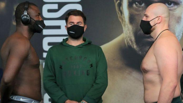 Martin Bakole faces Sergey Kuzmin for WBC international belt